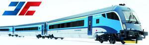 ČD RailJet set 3 vozů H0