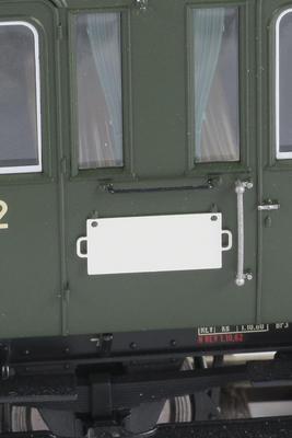 směrové tabule na osobní vozy
