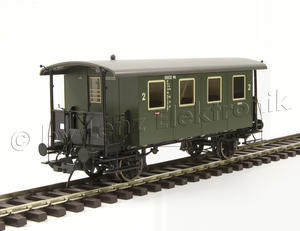 osobní vůz CL Bay 06b, DB, ep.III