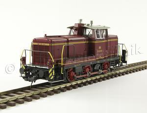 motorová lokomotiva V60 DB, Ep.III