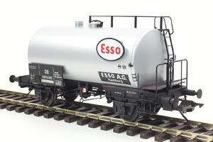 Kotlový vůz ESSO, DB, č. 528 540