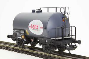 """Kotlový vůz """"40 let LENZ Elektronik GmbH"""""""
