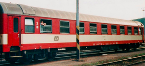 Bnp 054 002-1 ČD H0