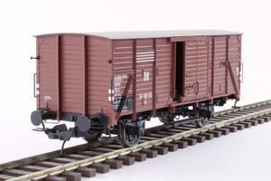 G10 krytý vůz DB, č.111 900