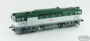 T478.3001 ČSD H0
