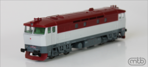 T478.1185 ČSD H0