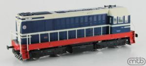 T458.1171 ČSD H0