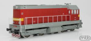 T458.1172 ČSD H0
