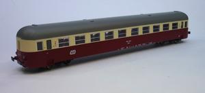 Bmx 050 012-4 ČD TT přípojný vůz