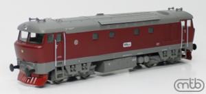 T478.1003 ČSD H0