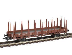 R20 nízkostěnný vůz DB, Ep.III, č.407 823