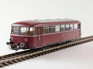 Přípojný vůz BR998 201-8, DB, Ep.IV