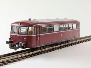 Řídící vůz BR998 673-8, DB, Ep.IV