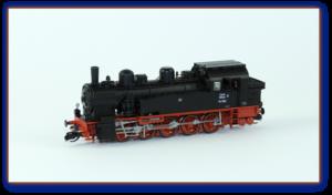 parní lokomotiva 537.0509 ČSD TT