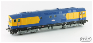 T499.0001 ČSD H0