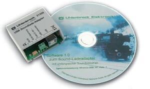 USB nahrávací adaptér