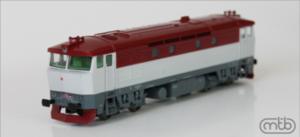 T478.1218 ČSD H0
