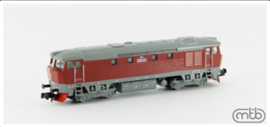 T478.1160 ČSD N