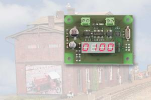 LRC120 RailCom Display