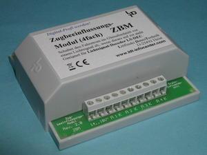 ZBM-F zastavovací modul