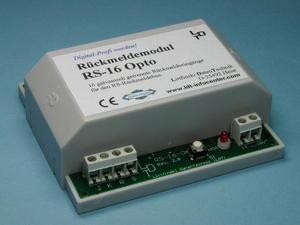 RS-16-O-G modul se 16 vstupy
