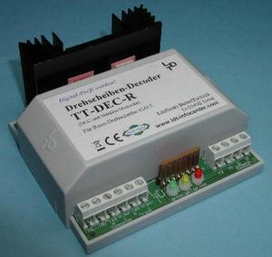 TT-DEC-R-B dekodér točny Roco