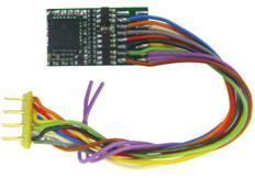 MX630R H0 lokodekodér s NEM652