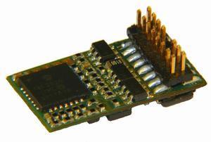 MX685P16 funkční dekodér 8 výstupů PluX16