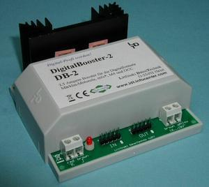 DB-2-B Booster 2,5A stavebnice