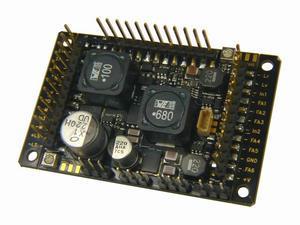 MX695LV zvukový dekodér pro velké modely