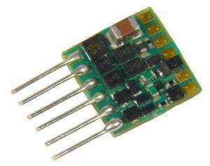 MX616N Lokodekodér s NEM651