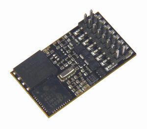 MX648P16 malý zvukový dekodér s PluX16