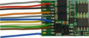MX634F H0 lokodekodér s NEM651