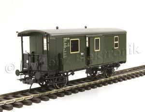 zavazadlový vůz PwPostL Bay 06, DB, ep.III