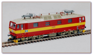 372 ČD Cargo Bastard