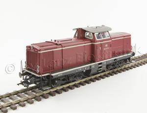 motorová lokomotiva BR213 337-9 DB, Ep.IV