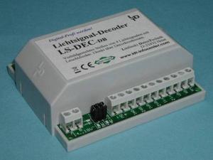 LS-DEC-NS-G návěstní dekodér NS