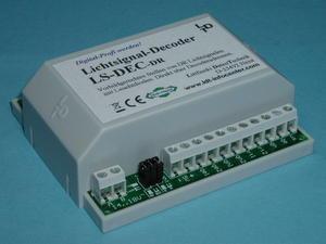 LS-DEC-NMBS-F návěstní dekodér NMBS