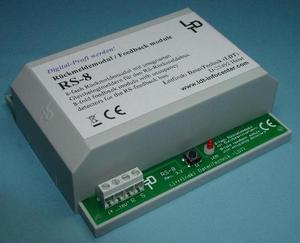 RS-8-F modul indikace obsazení
