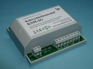 KSM-SG-F smyčkový modul