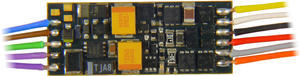 MX649R malý zvukový dekodér s NEM652