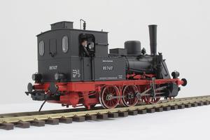 Parní lokomotiva BR94 1538 DB - 2