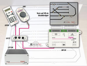 LW150 tlačítkový modul - 2